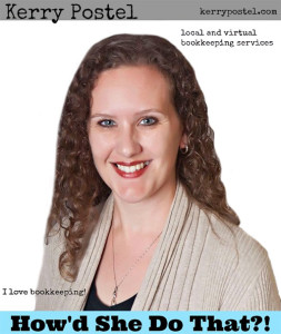 HSDT 005: Meet A Certified Professional Bookkeeper Who Offers Local And Virtual Bookkeeping Services With Kerry Postel