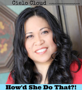 HSDT 008: Meet A Mother, Wife, And Entrepreneur From San Diego, CA Who Decided To Go Into Business For Herself As A Virtual Assistant With Cielo Cloud