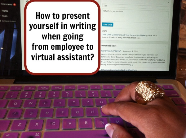 It's hard to let go of the employer mindset when marketing your new virtual assistant business. Learn what virtual assistants use instead of a resume.