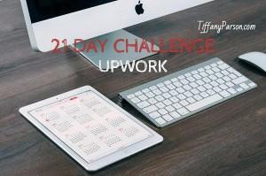 21 Day Upwork Challenge