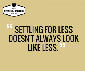 Settling For Less In Your Virtual Assistant Business