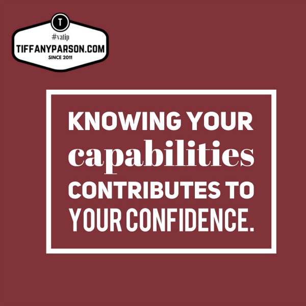 Confidence and Your Competitive Edge