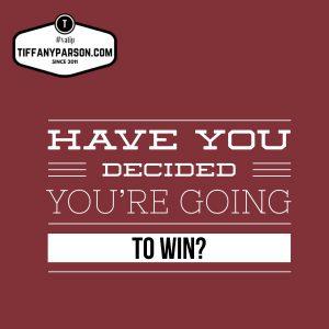 TBBVA105: Making the Decision to Win
