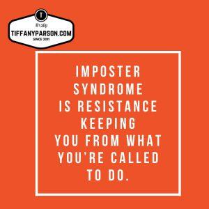 TBBVA 112: Imposter Syndrome