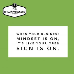 Is Your Business Mindset Turned On or Off?