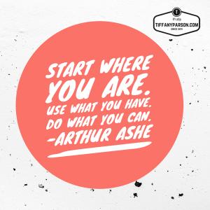Where Do You Start First Website, Portfolio, What?